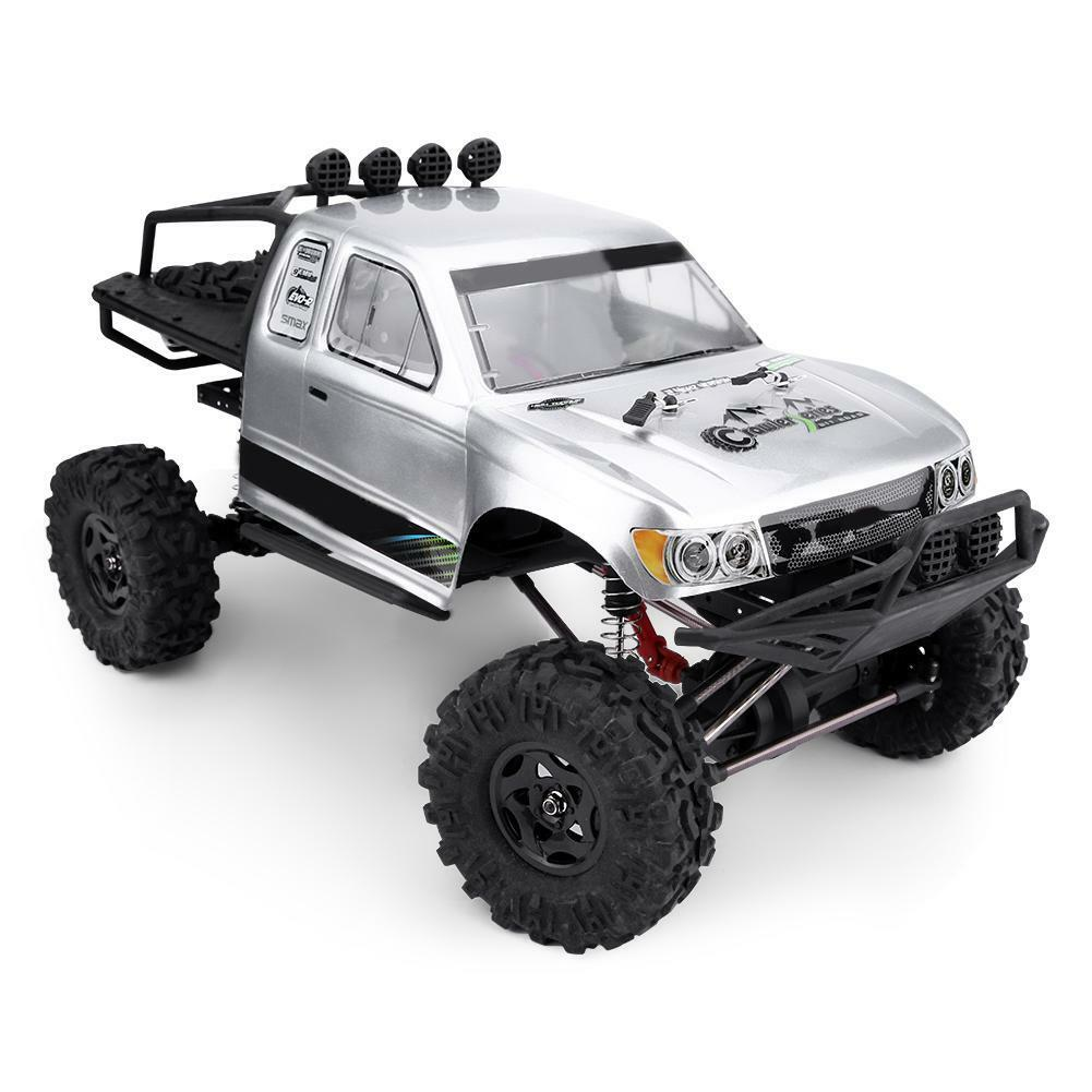 Remo 1093 1 10 Electric 4WD 2.4G 4CH Remote Control Double Steering Crawler Car