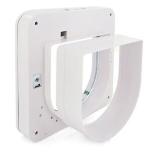 PetSafe-Petporte-100-Series-Smart-Flap-Tunnel-Extensionn-for-Pet-Door-White