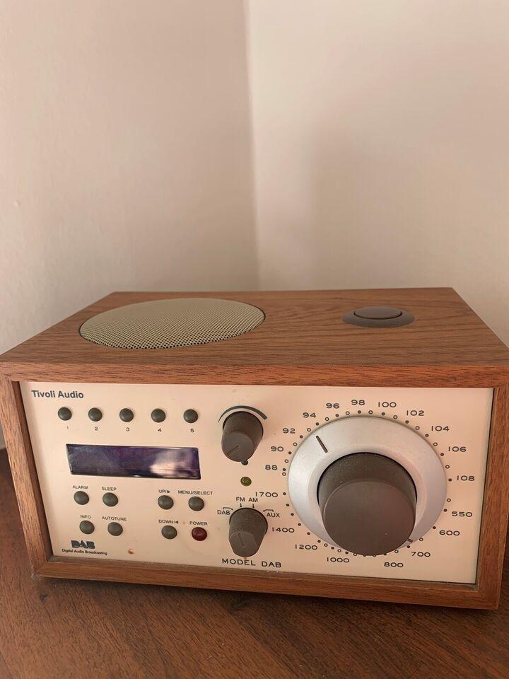 DAB-radio, Henry Kloss, Tivoli Audio DAB