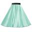 Girls-SATIN-Rock-n-Roll-Skirt-UK-1950s-Costume-Grease-Fancy-dress-ROCKABILLY thumbnail 24