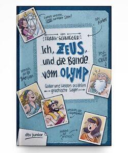 where to buy new arrival no sale tax Details zu Ich, Zeus, und die Bande vom Olymp von Frank Schwieger *  Hardcover Neu