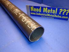 4130 Steel Round Tube 3 Od X 72 Long X18 Wall 4130 3 Od X 120wall