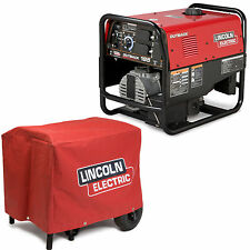 Lincoln Outback 185 Welder Generator With Cover K2706 2