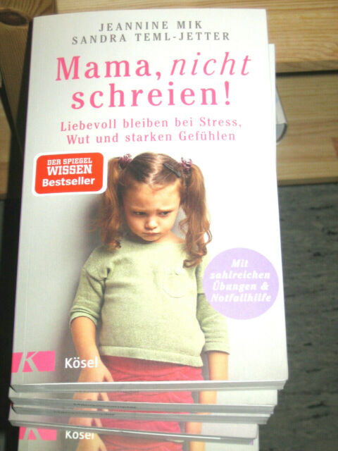 Mama, nicht schreien! ►►►UNGELESEN ° von Jeannine Mik und Sandra Teml-Jetter °