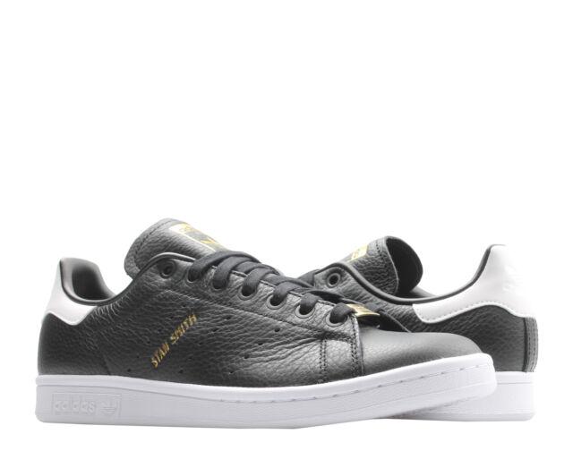 Adidas Originals Stan Smith Core Black/Cloude White Men's Tennis Shoes EH1476