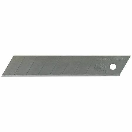STANLEY 11-725L Snap-off Utility Blade,25mm W PK20