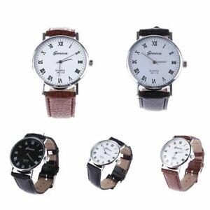 la-mode-montre-bracelet-quartz-analogique-l-039-acier-inoxydable-bande-de-cuir
