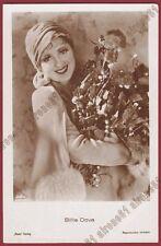 BILLIE DOVE 12b Lillian Bohny ATTRICE ACTRESS CINEMA MUTO SILENT MOVIE Cartolina