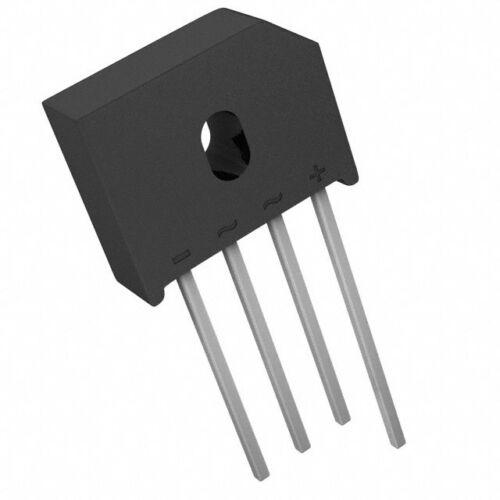 GBU606  Single-phase bridge rectifier; Urmax:600V; If:2.8A; Ifsm:135A
