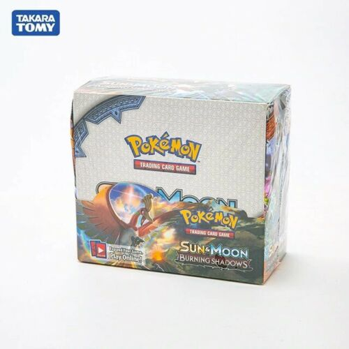 Pokemon 324 Cards 324pcs Trading Game Box Card Booster Sun /& Moon Shield Sword