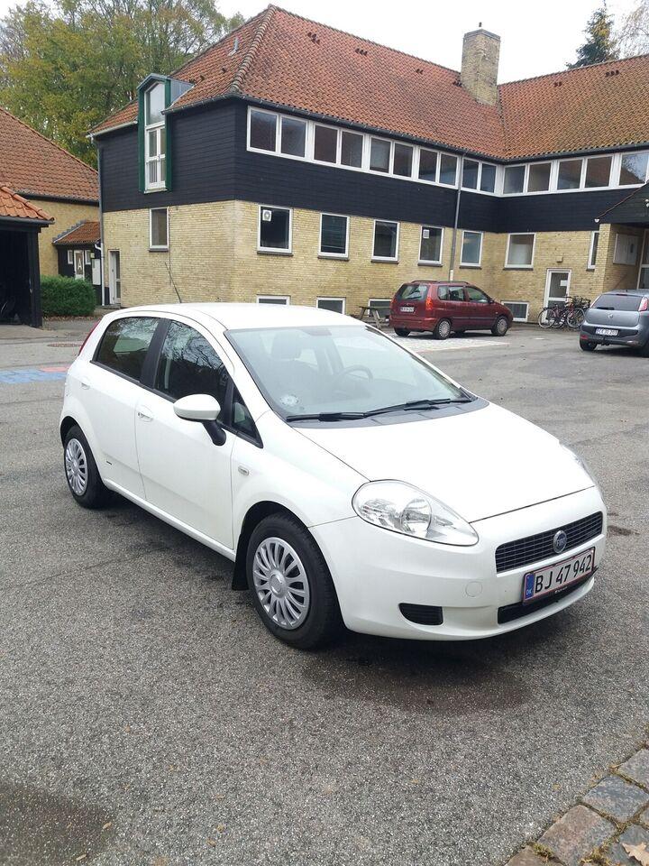 Fiat Punto, 1,3 JTD 75 Dynamic, Diesel