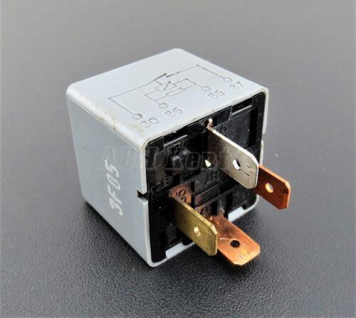 785-DAEWOO CHEVROLET//00-10 multi-usage 4-Pin Gris relais 94580702 DECO 12 V max 30 A