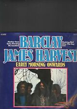 BARCLAY JAMES HARVEST - early morning onwards LP
