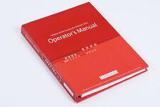 2013 Lutronic Spectra Dual Pulsed Ndyag Laser Operator Manual Used Rev 3