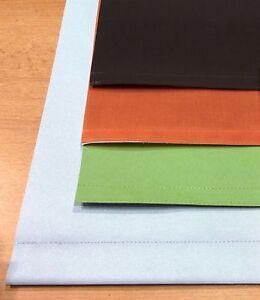 schiebevorhang blickdicht flachenvorhang raumteiler vorhang stoffbahn in 245x60 ebay. Black Bedroom Furniture Sets. Home Design Ideas