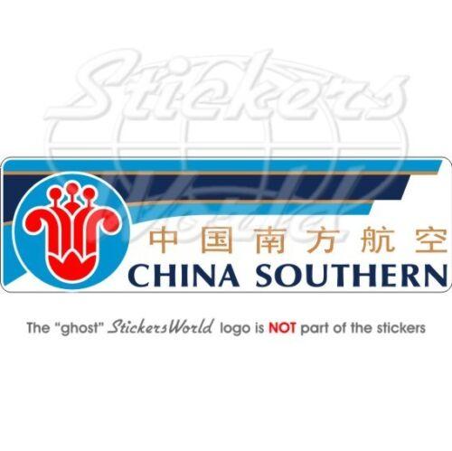 CHINA SOUTHERN Airlines Luftlinie Vinyl Aufkleber