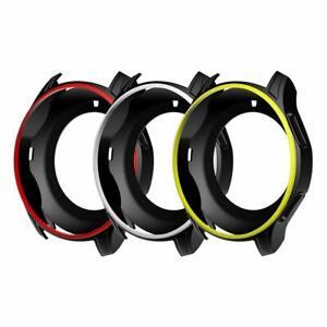 Samsung-Gear-S3-Frontier-caso-a-prueba-de-impactos-Cubierta-pieles-3-Pack-colorido-paquete-conjunto