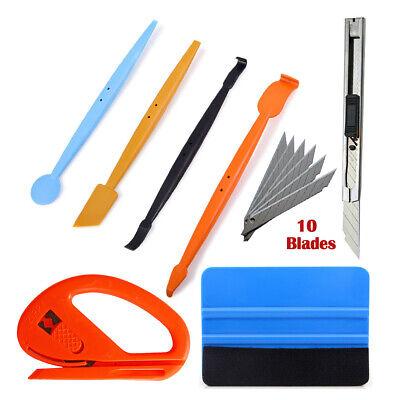 4 In1 Wrapping Vinyl Werkzeuge Micro Rakel Messer Auto Aufkleber Folier Set