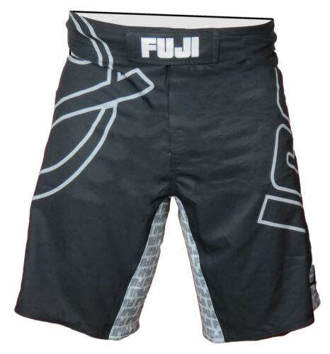 FUJI Inverted Board Shorts Black