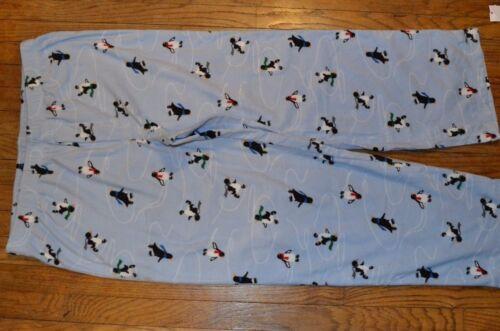 Men/'s Super Soft Fleece Lounge Pants Croft /& Barrow Dogs Polar Bears or Penguins