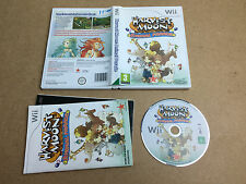 Harvest Moon Animal Parade - Nintendo Wii (TESTED/WORKING)