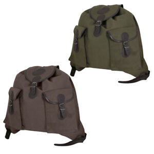 Image Is Loading Jack Pyke Canvas Roe Sack Bag Daysack Rucksack