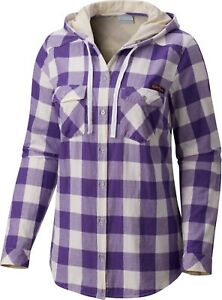 Columbia Womens Times Two Hooded Long Sleeve