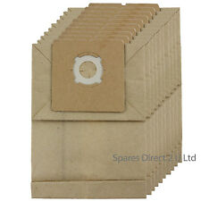 10 Vacuum Cleaner Bags 30 L Suitable for Einhell Boiler Vacuum Cleaner Bt-vc 1215 S