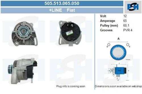 Lichtmaschine 505.513.065.050 FIAT LANCIA