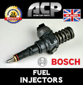Bosch-Inyector-de-combustible-N-0414720035-para-1-9-TDI-OCTAVIA-SKODA-excelente