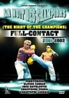 Full Contact The Night of The Champions 2001 2002 DVD Region 2