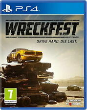 Wreckfest (PS4) Brand New & Sealed UK PAL Free UK P&P