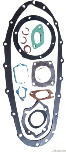 ukscooters LAMBRETTA 150CC COMPLETE GASKET SETS NEW PACKING KIT GP//LI//TV//SX .
