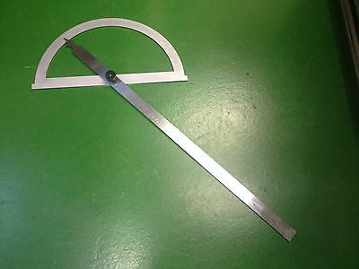 Billiger Preis Xxl Gradmesser Winkelmesser Gradbogen 600x400mm Reinweiß Und LichtdurchläSsig