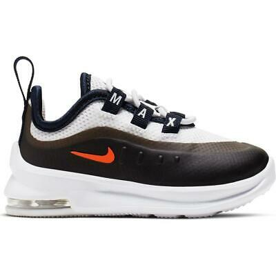 NIKE GIRLS AIR Max Axis Casual Running Sneakers Size 11C, 1Y