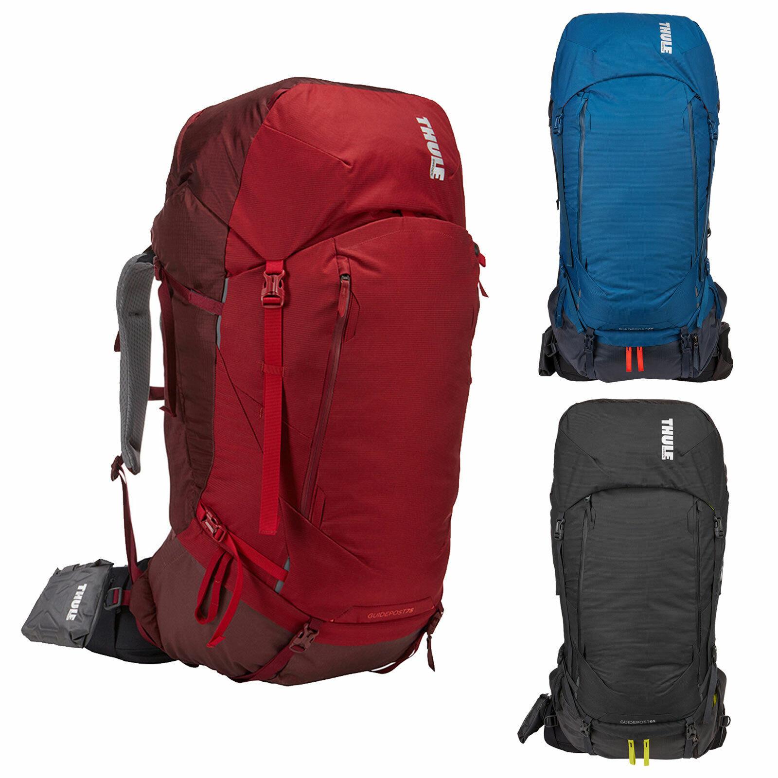 Thule Guidepost 65l Hiking Men's Backpack Poseidon for sale online   eBay