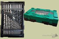 29-tlg. Hitachi Hss Bohrer & Senker Set In Der Neuen Box Iii Metall Holzbohrer
