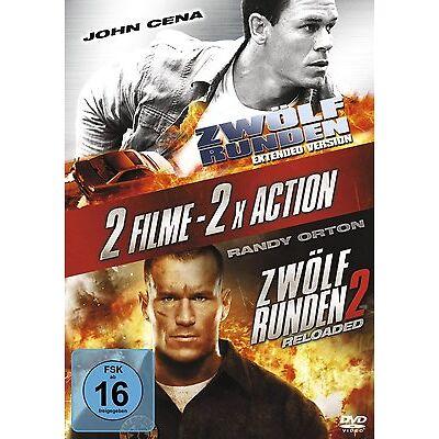 Zwölf Runden DVD Box - Zwölf Runden 1 und Zwölf Runden 2 - Reloaded FOX