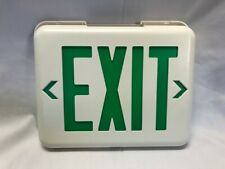 Hubbell Lighting Dual Lite Eveugwei Hubbell Lighting Duallite Exit Sign