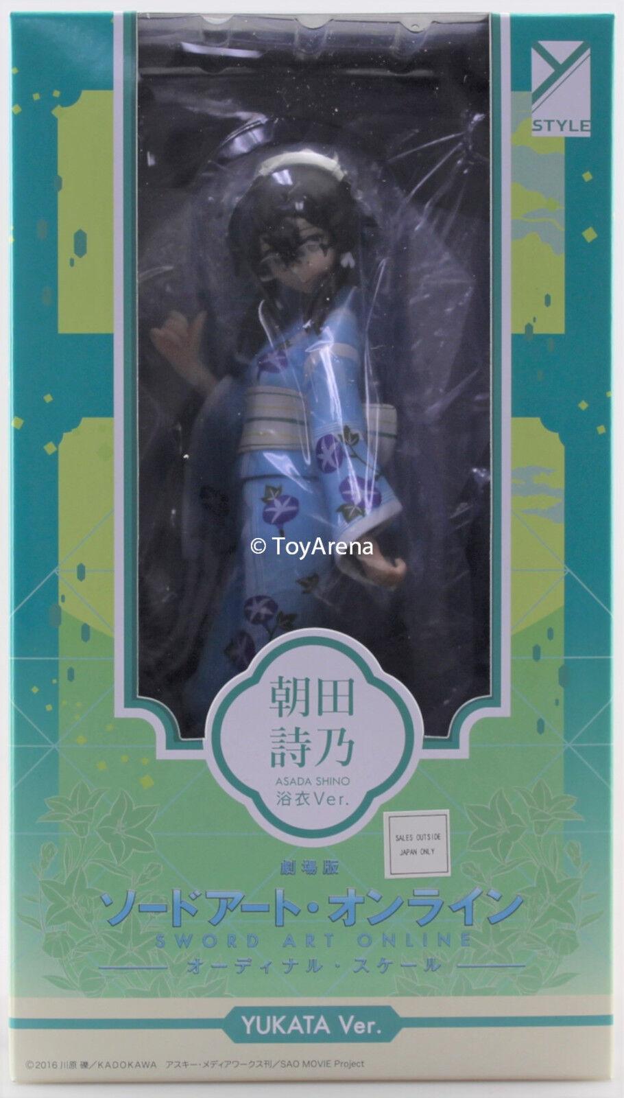 FREEing  échelle 1 8 Shino Asada Yukata Ver. (sinon) Sword Art Online II Gun Gale