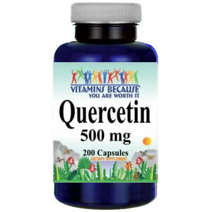 Quercetin-500mg-200-Capsules-Quercetin-Dihydrate-by-Vitamins-Because