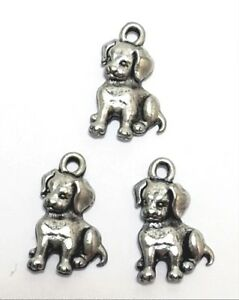 Set-of-3-Pewter-Puppy-Charms-5492