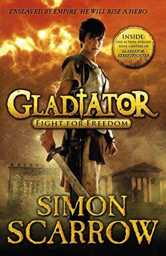 1 of 1 - Gladiator: Fight for Freedom: 1 by Scarrow, Simon 0141328584 The Cheap Fast Free