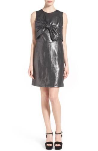 jurk Antonoff Metallic 10n694 Bow sz Nieuwe330 schede Rachel N80Omwvn