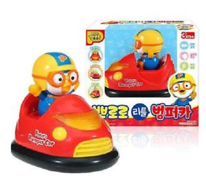 Pororo Little Bumper Car Children Toy Kids Toy 6041115431673 Ebay