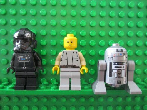 MINIFIGS LEGO STAR WARS  FIGURINES AU CHOIX R2-Q2  ETC...