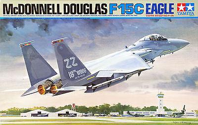 Tamiya 60304 McDonnell Douglas F-15C Eagle 1/32 scale kit NZA