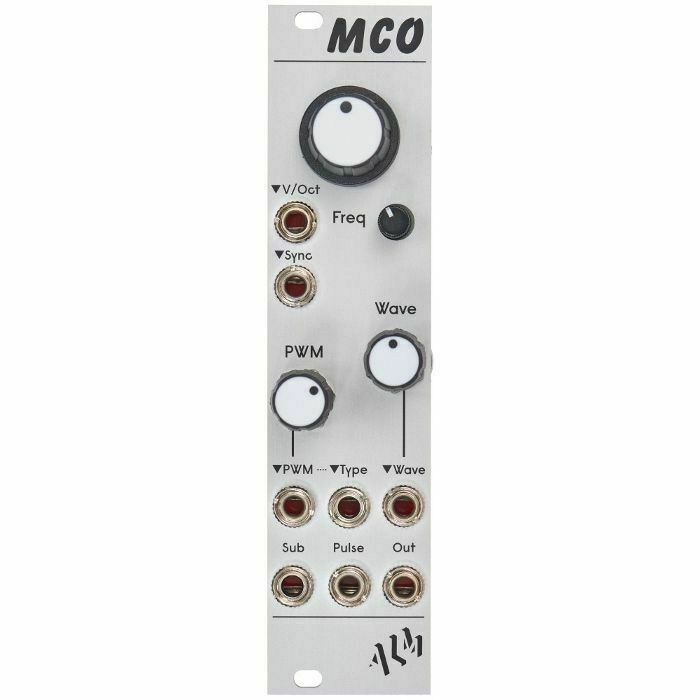 ALM MCO Digital Wavetable Oscillator Module