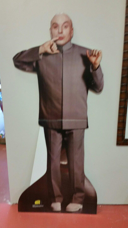 Austin Powers Dr Evil cine pantalla de tamaño completo con caja de voz