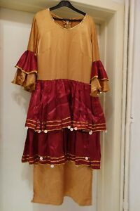 HAGALLA-DANCE-COSTUME-Oriental-Folk-Dance-DRESS-from-Egypt